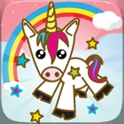 Merge Unicorn Evolution icon