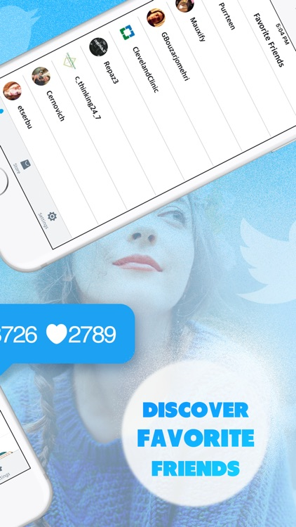 Followers for Twitter - Follow and Tweet Insights