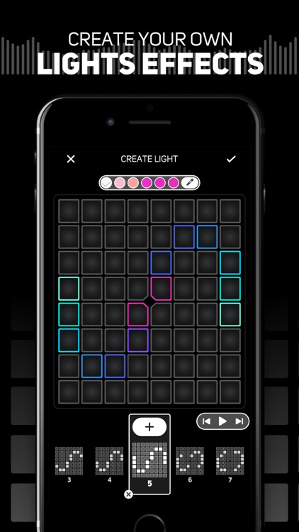 SUPER PADS LIGHTS - Be a DJ screenshot-5
