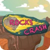 Rocks crash-crush match 4 game