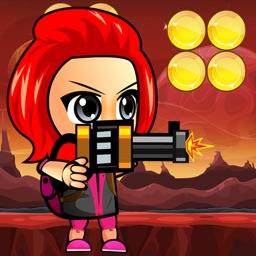 Adventurous Shooter Girls