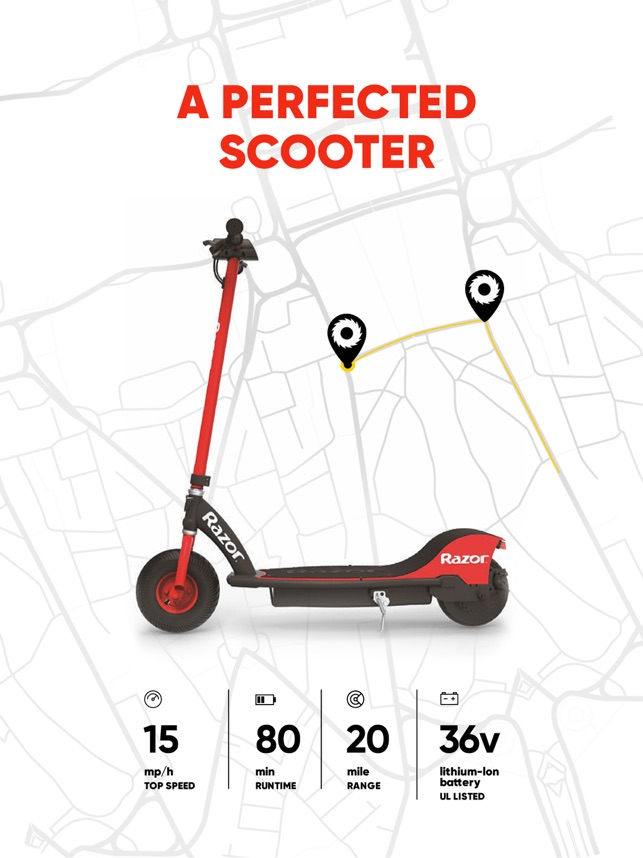 Razor Scooter Share On The App Store