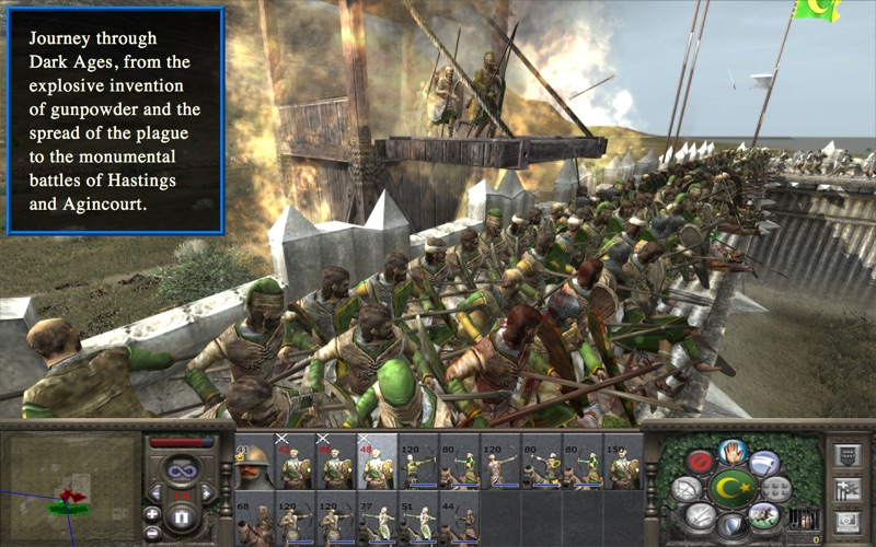 Medieval II: Total War™ screenshot 4