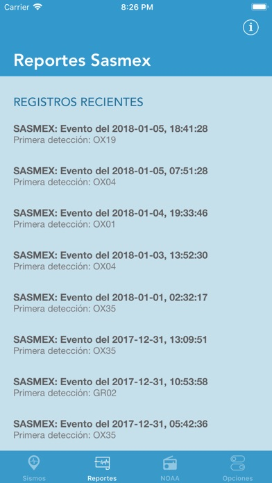 Alerta Ssmica Df review screenshots