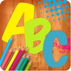 Alphabet Paint - Letters icon