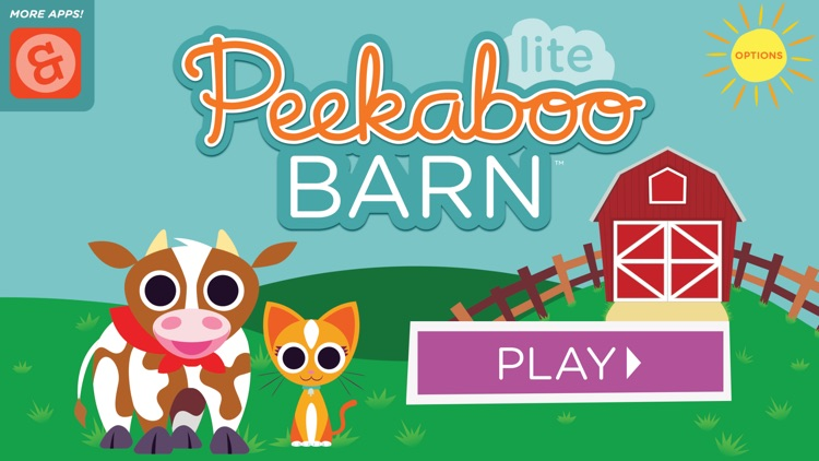 Peekaboo Barn Lite screenshot-0