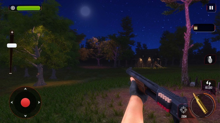 Horror Clown Survival Island screenshot-3