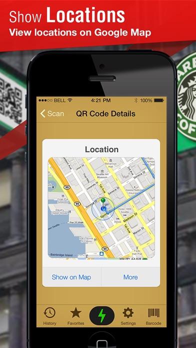 Quick Scan - QR Code Reader Screenshot 3
