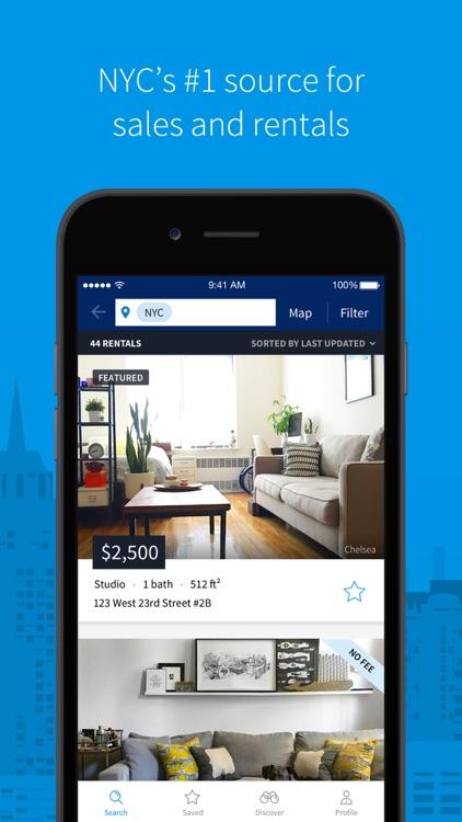 StreetEasy NYC Rentals & Sales