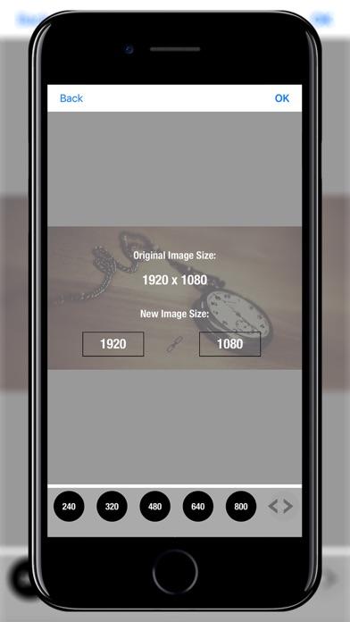 Resizer - Photo & Image Editor screenshot four