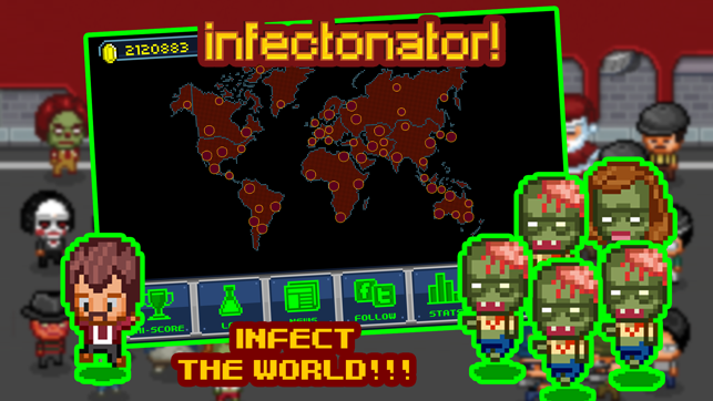 Infectonator Screenshot
