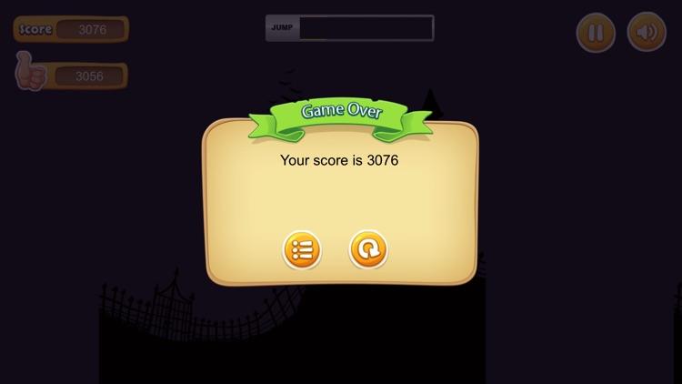 万圣节跑酷-最热门的敏捷小游戏 screenshot-3