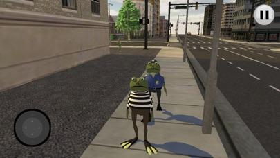 Amazing Frog Simulator City Screenshot 1