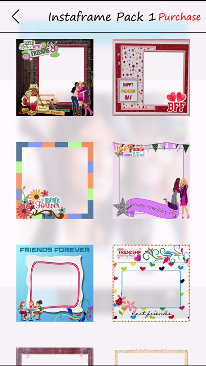 Friendship Day Photo Frames - Create Card and Pics by Partho Protim ...