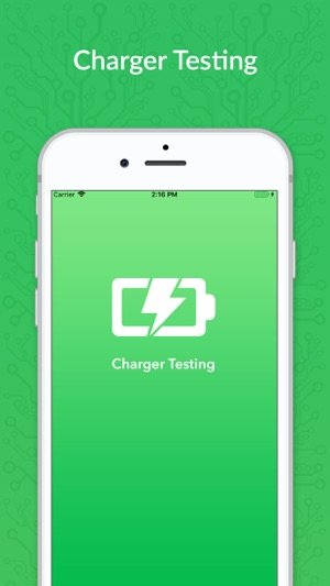 ‎Ampere - Charger Testing Screenshot