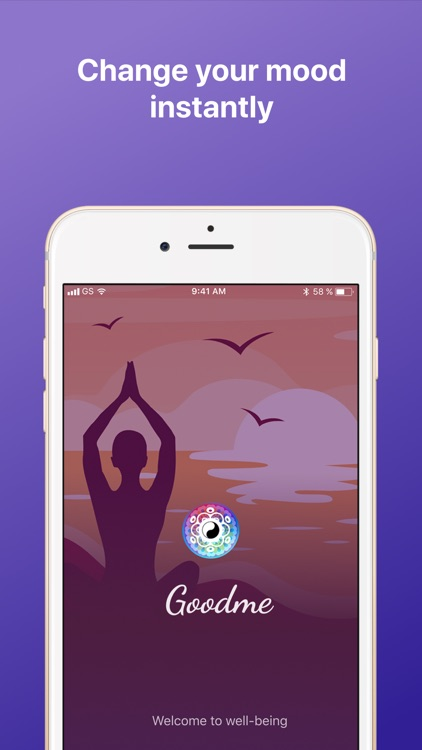 Goodme: mindfulness & relax screenshot-4