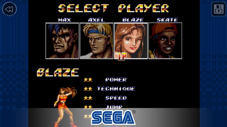 Streets of Rage 2 Classic screenshot-4