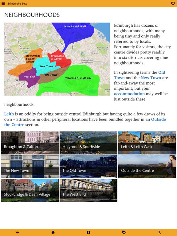 Edinburgh's Best: Travel Guide screenshot 15