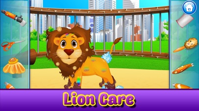 Zoo Animal Care Adventure screenshot two