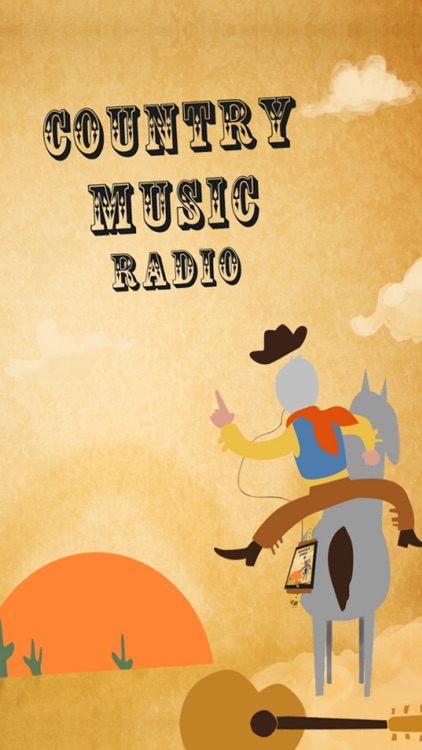 Country Music RADIO screenshot-5
