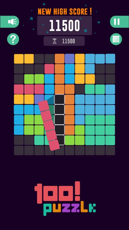 100! Block Puzzle screenshot-2