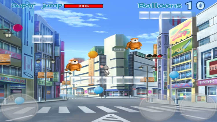 Mouse in Cities screenshot-3