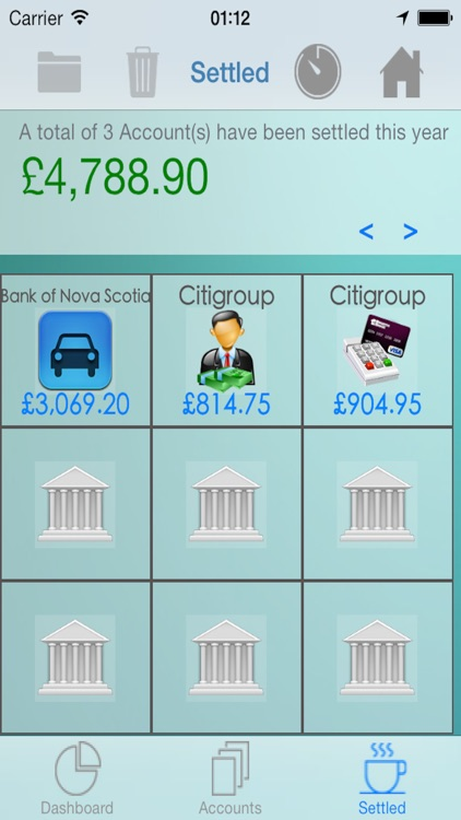 iCreditPit - Debt Management and Consolidation screenshot-3