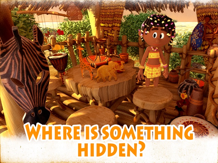 Zala and the Treasure Cave screenshot-3