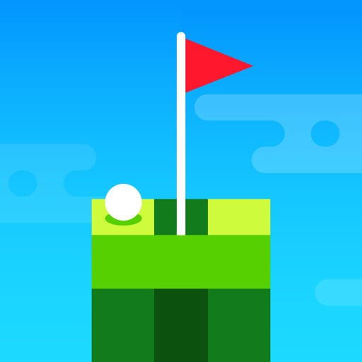 Download Just Golf - Endless Golfing free for iPhone, iPod and iPad