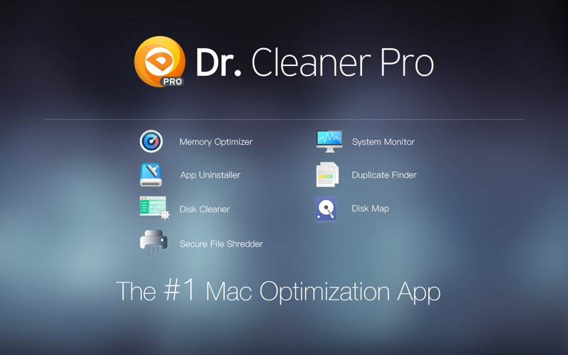 Dr  Cleaner Pro: System Clean DMG Cracked for Mac Free Download