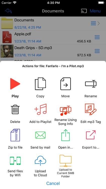 USB Flash Drive Lite screenshot-5
