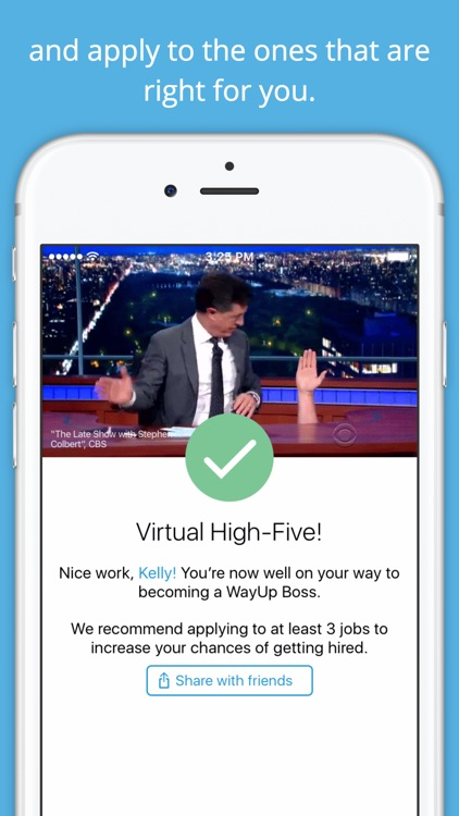 WayUp Jobs - Job Search for Students