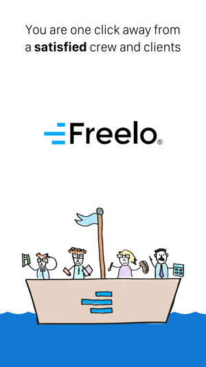 Freelo Project Management Screenshot