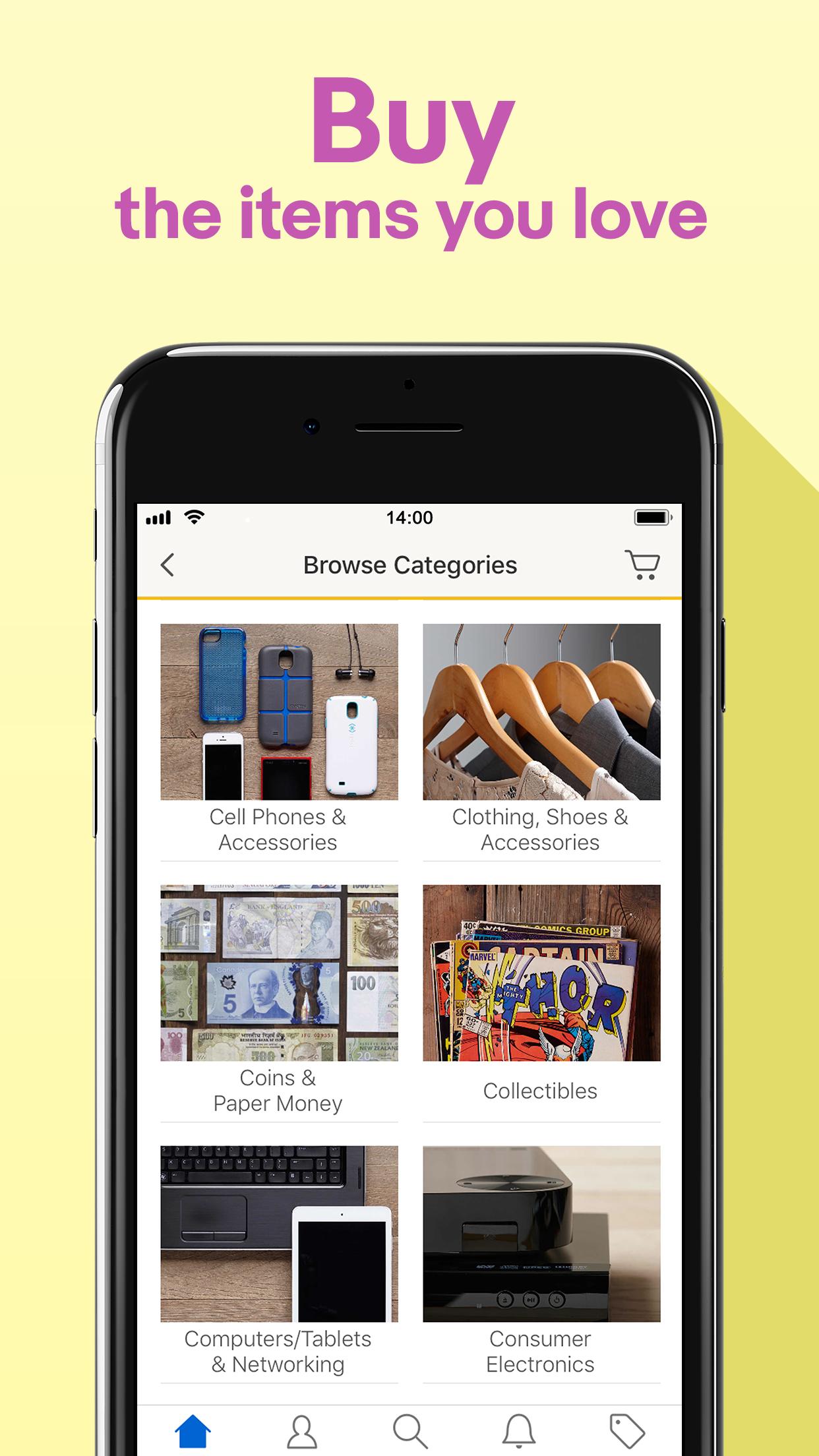 eBay: Buy, sell & save today Screenshot