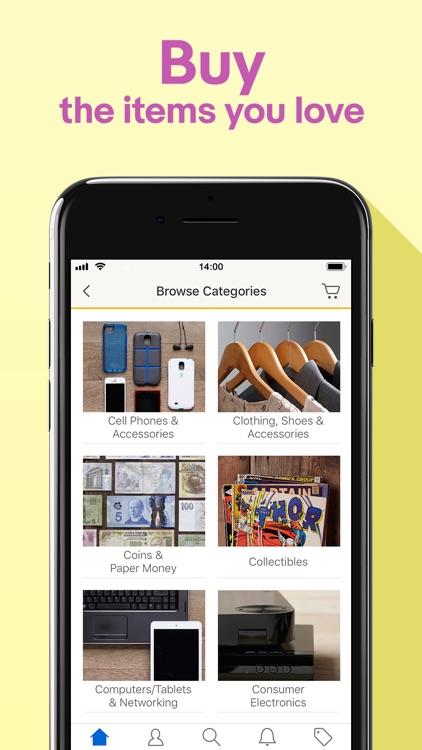 eBay: Buy, sell & save today screenshot-0