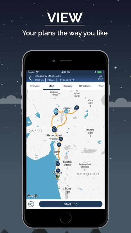 EasyRoads - Road Trip Planner screenshot-4