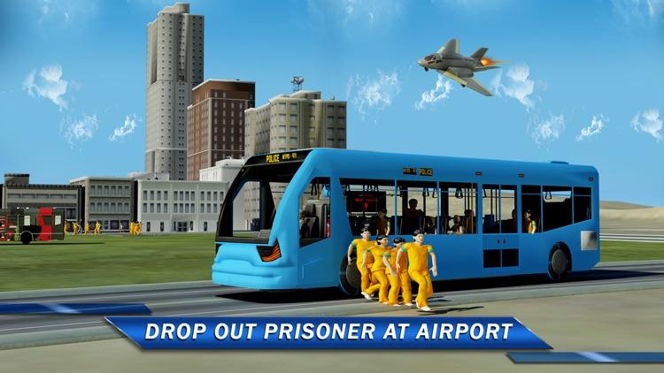 Prisoner Transport Bus Sim 3D