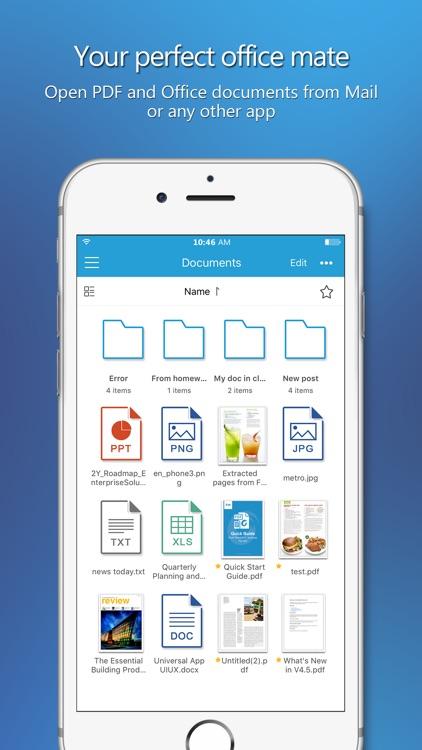 Foxit PDF Reader & Converter screenshot-4