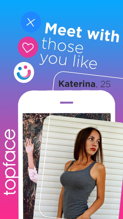 Topface: dating app and chat screenshot-3