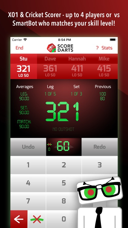 Score Darts Scorer screenshot-0