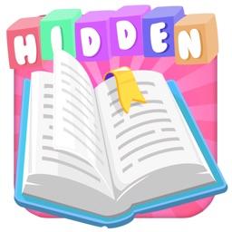 Hidden school objects for kids