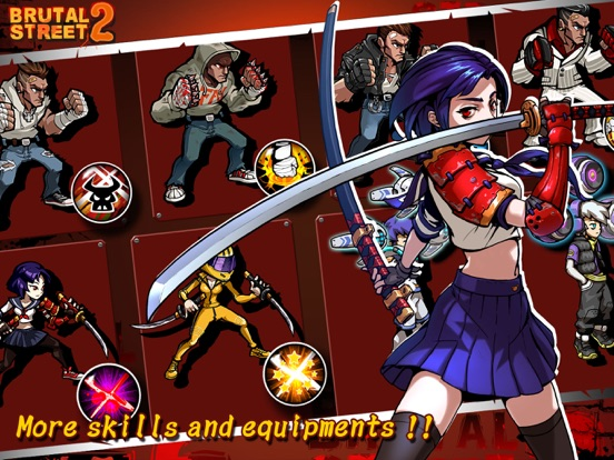 Brutal Street 2 Screenshots