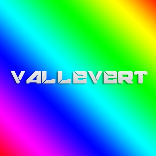 Vallevert stickers