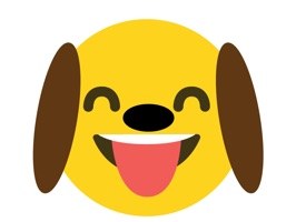 Press and hold any of the unique Doggmoji, when they peel off place them anywhere in a conversation