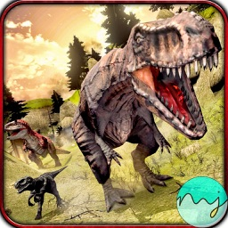 Dinosaur Roar - Dino Hunter Simulator