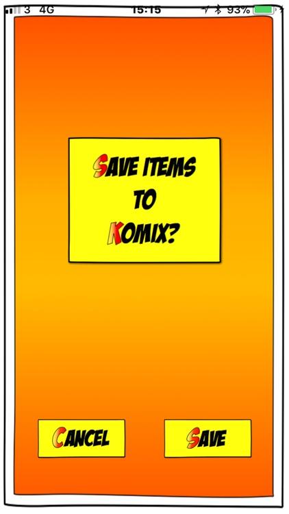 KomiX - Comic Book Reader screenshot-3