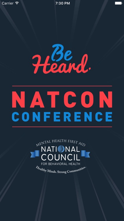 NatCon Conference screenshot-0