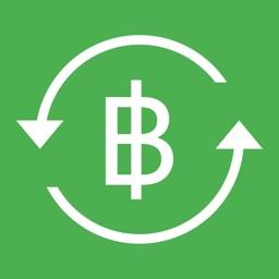 ExchangeTHB - Thai Baht Exchange Rates