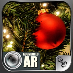 Augmented AR Christmas Tree