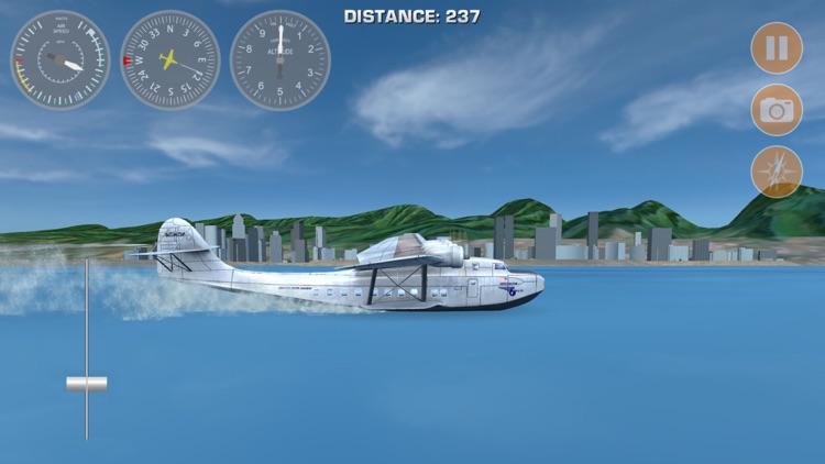 Airplane Fly Hawaii screenshot-3